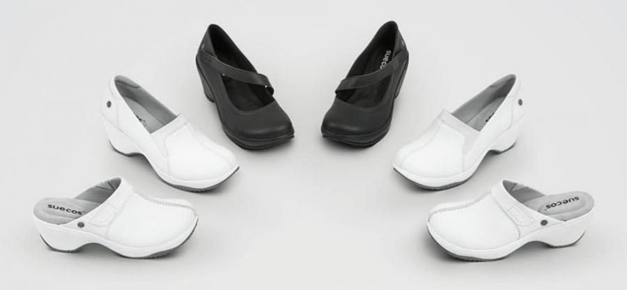 Actualidad Actualidad SUECOS presenta su nueva gama de calzado profesional de tacón alto para el sector de la hostelería y restauración