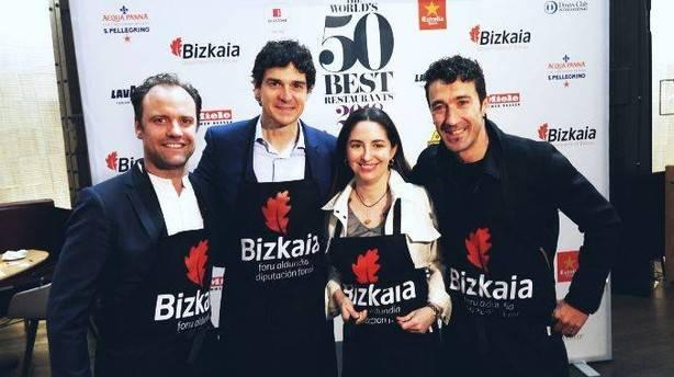 Actualidad Actualidad El mejor restaurante mundial de 2018 se anunciará en Bilbao
