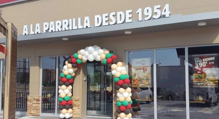 Actualidad Actualidad Burger King alcanza los 700 restaurantes en España