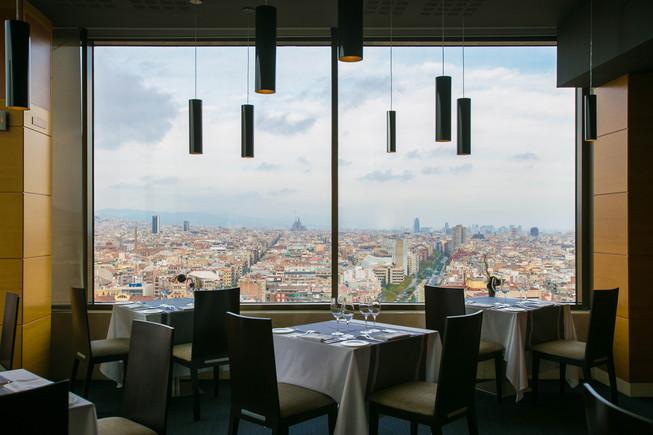 Actualidad Actualidad Los restaurantes con las mejores vistas de Barcelona