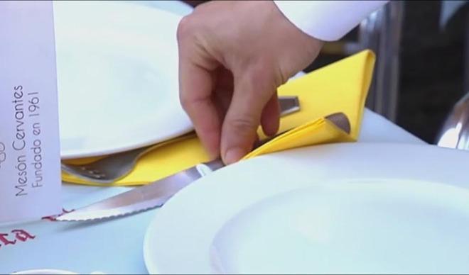 Actualidad Actualidad Salamanca pide a los restaurantes que no dejen cuchillos en las terrazas por seguridad