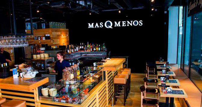 Actualidad Actualidad Los restaurantes MásQMenos se llevan su sede a Madrid