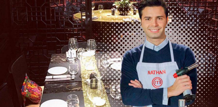 Actualidad Actualidad Este es el restaurante de la familia de Nathan de MasterChef, local de moda entre famosos