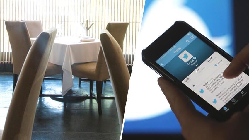Actualidad Actualidad Qué tanto impacto negativo genera un tuit contra los restaurantes