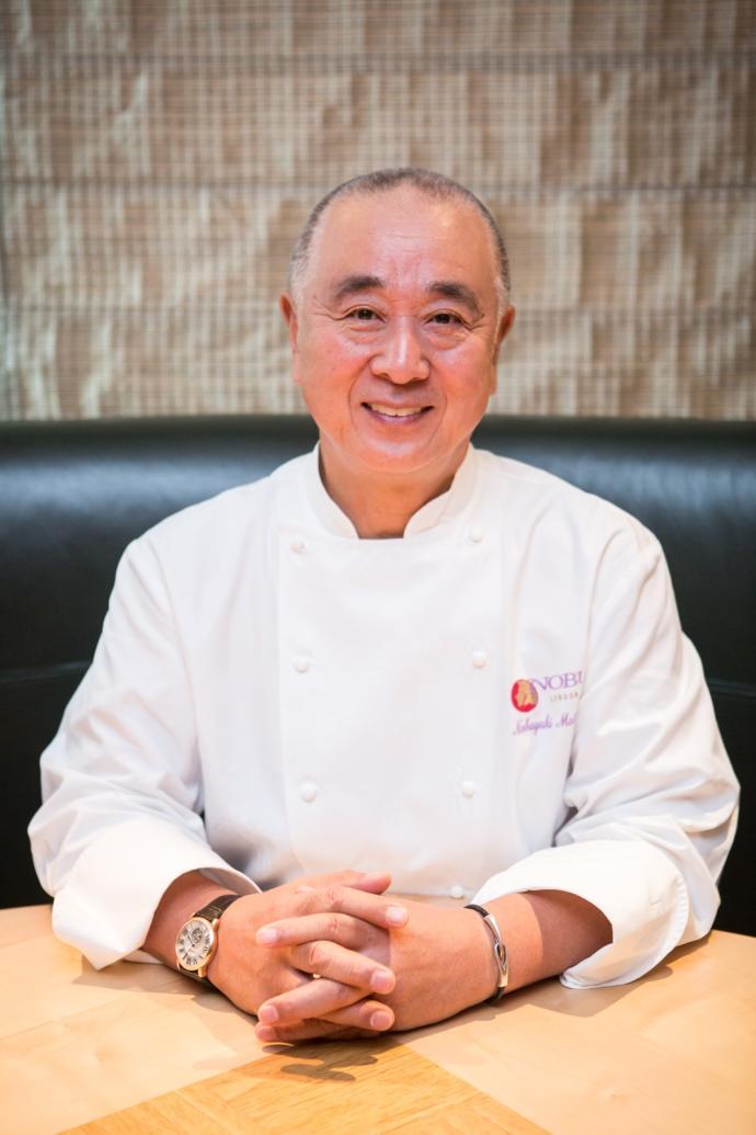Actualidad Actualidad El chef japonés Nobu inaugura hoy su restaurante en el hotel Puente Romano