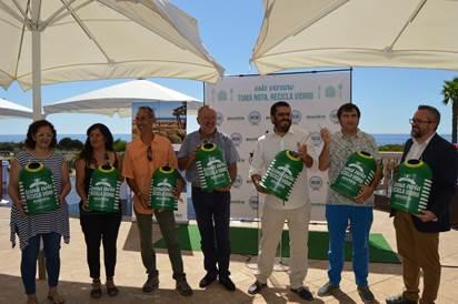 Actualidad Actualidad 200 bares y restaurantes de Menorca se unen para el reciclaje del vidrio