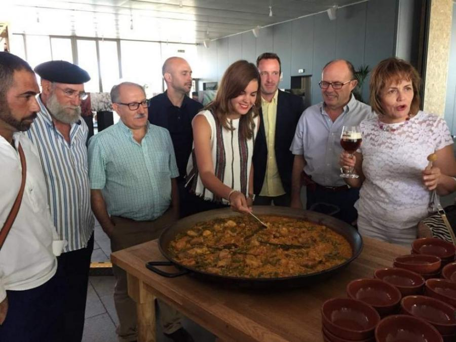 """Actualidad Actualidad Un circuito de once restaurantes de València ofrecen un menú de """"auténtica paella"""" a 20 € por el Paella Fòrum"""