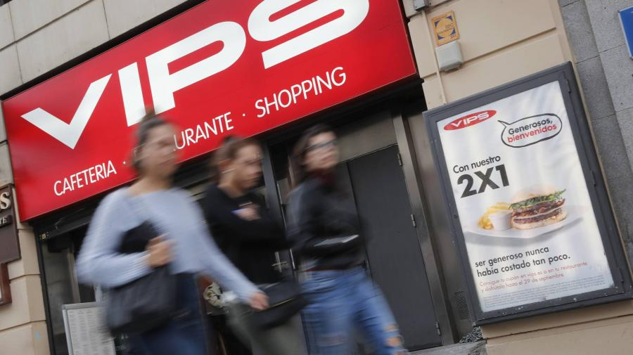 """Actualidad Actualidad Las cadenas de restaurantes elevan sus previsiones de ventas ante el """"momento dulce"""" de la economía"""