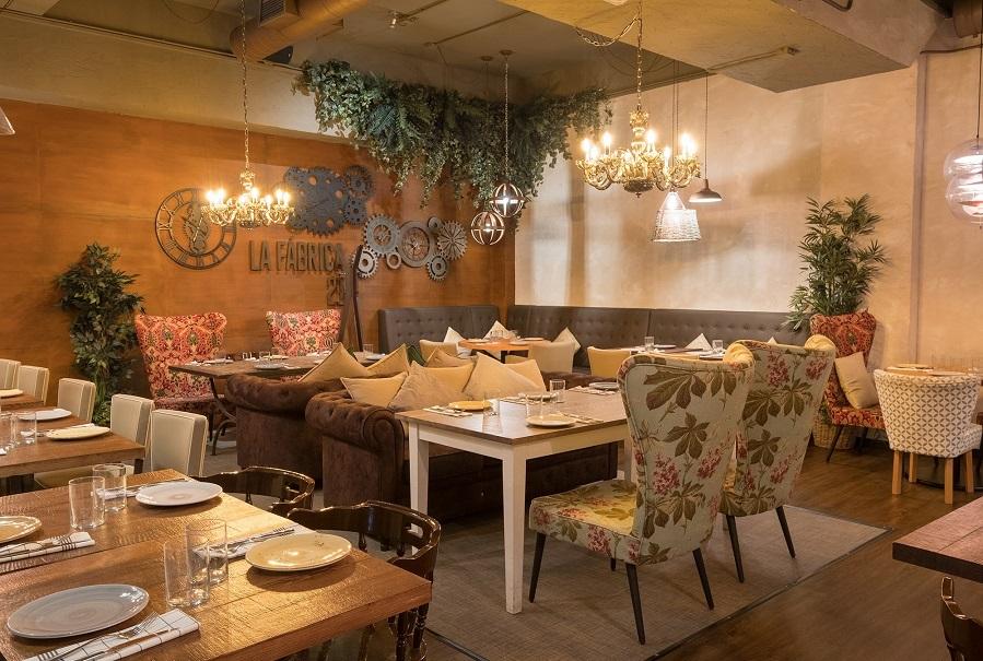 Actualidad Actualidad Planes gastronómicos: Restaurantes chic y terrazas con encanto