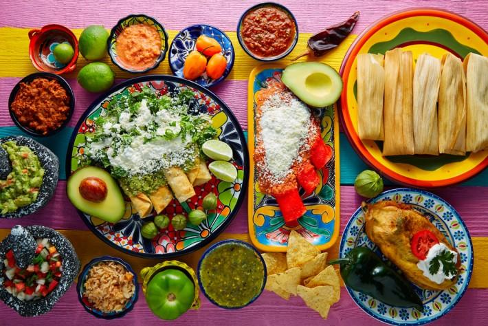 Actualidad Actualidad Gastronomía mexicana, considerada como la más interesante del mundo
