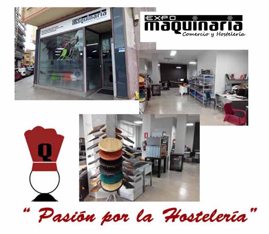 """Actualidad Actualidad Expomaquinaria: """"Pasión por la hostelería"""""""
