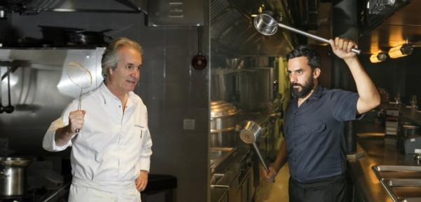 Actualidad Actualidad Carlos Oyarbide vs. Estanis Carenzo: Exótico y dulce, ¿es buena combinación?