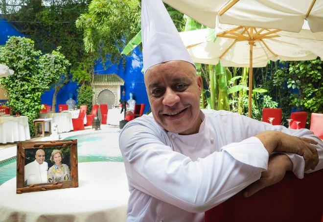 Chef Chef El chef más famoso de Marruecos que ha dado de comer a la Reina Sofía y participa en 'MasterChef'