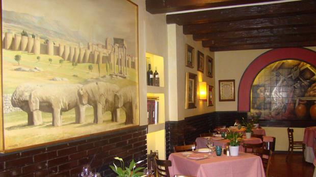 Actualidad Actualidad El restaurante donde se ideó el Capitán Alatriste