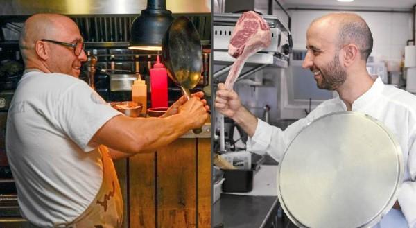Actualidad Actualidad Carlos del Portillo vs. David Marcano: Sin guisos no hay cocina