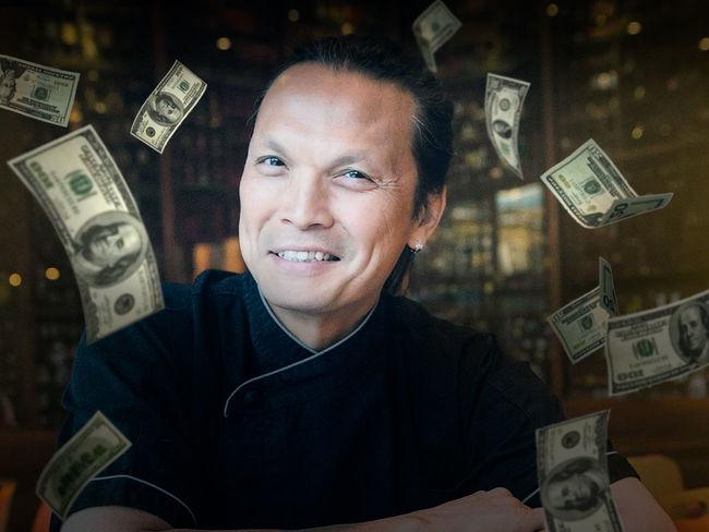 Actualidad Actualidad Este chef descontaba dinero a sus empleados por cada error cometido durante el servicio