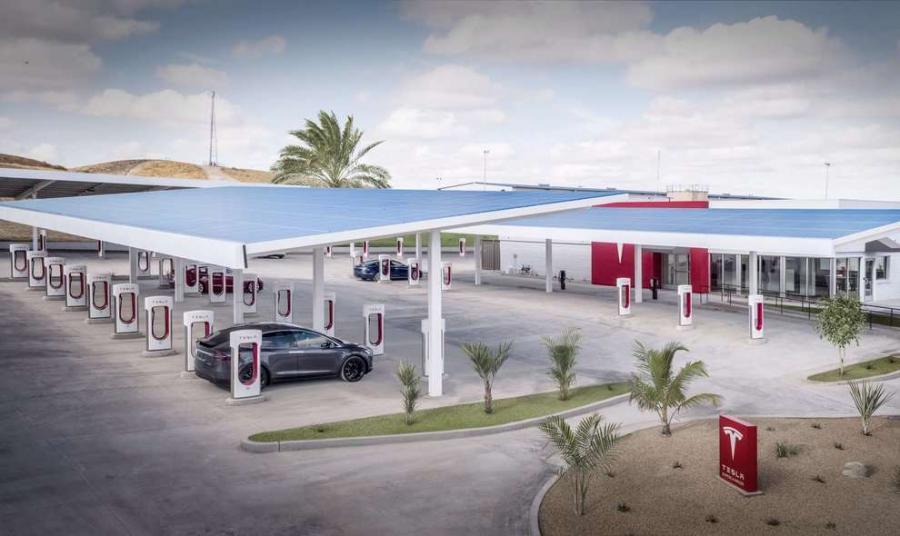 Actualidad Actualidad Restaurantes retro 'drive-in', ¿el nuevo negocio de Elon Musk para impulsar Tesla?