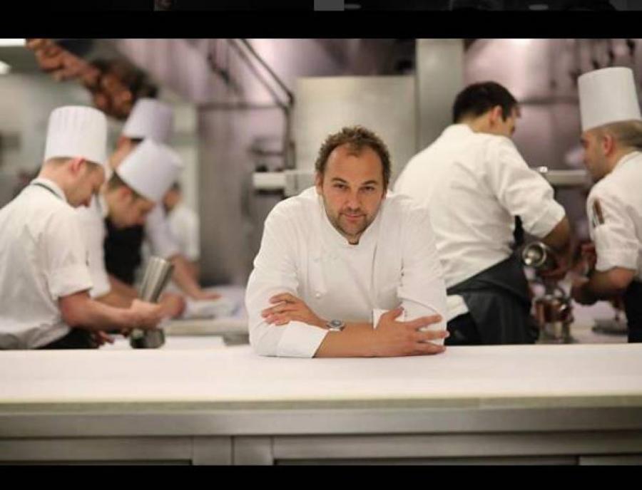 Chef Chef Daniel Humm, chef del mejor restaurante del mundo, nos cuenta sus secretos.