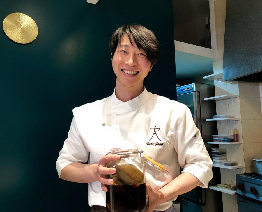 Actualidad Actualidad Luke Jang, ex aprendiz de El Bulli y Mugaritz abre su primer restaurante