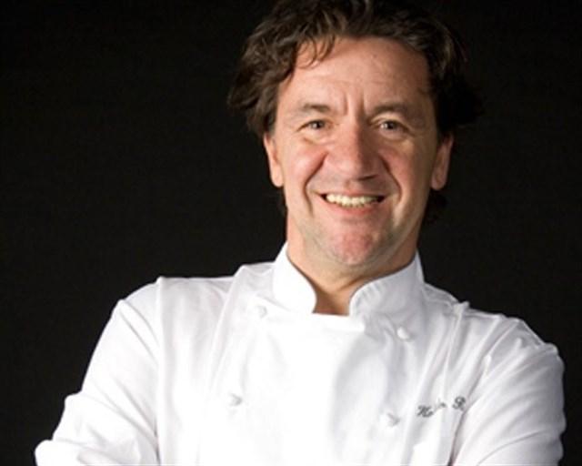 Chef Chef Koldo Royo, jurado de la XX Edición del Concurso Provincial de Pinchos de Valladolid
