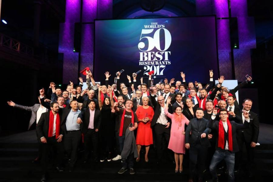 Actualidad Actualidad The World's 50 Best Restaurants será el 19 de junio en Bilbao