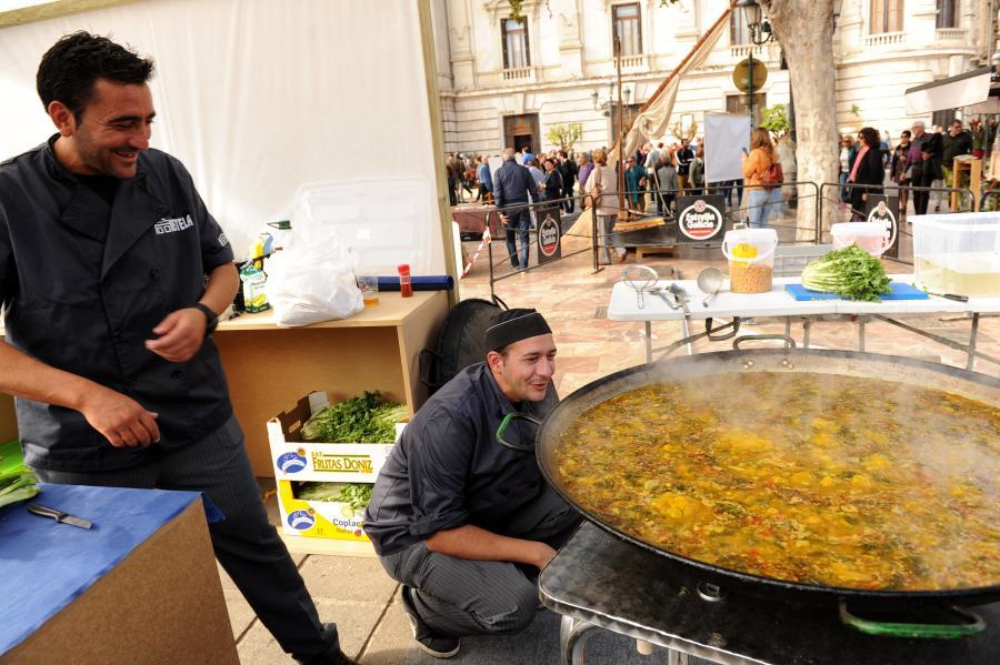 Actualidad Actualidad Diez restaurantes valencianos desvelan sus mejores recetas con el arroz como protagonista