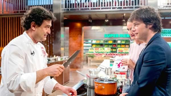 Actualidad Actualidad MasterChef abrirá su propio restaurante en Madrid