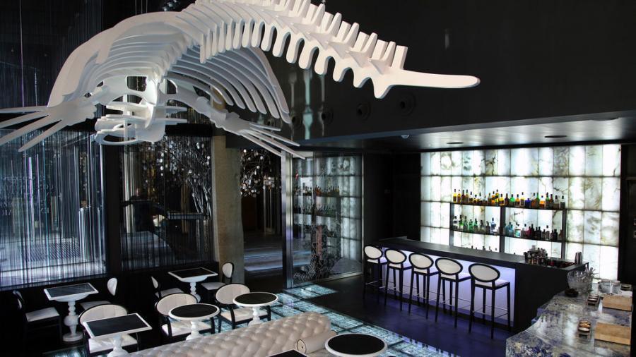 Actualidad Actualidad Glass Mar, la cocina de Ángel León en Madrid