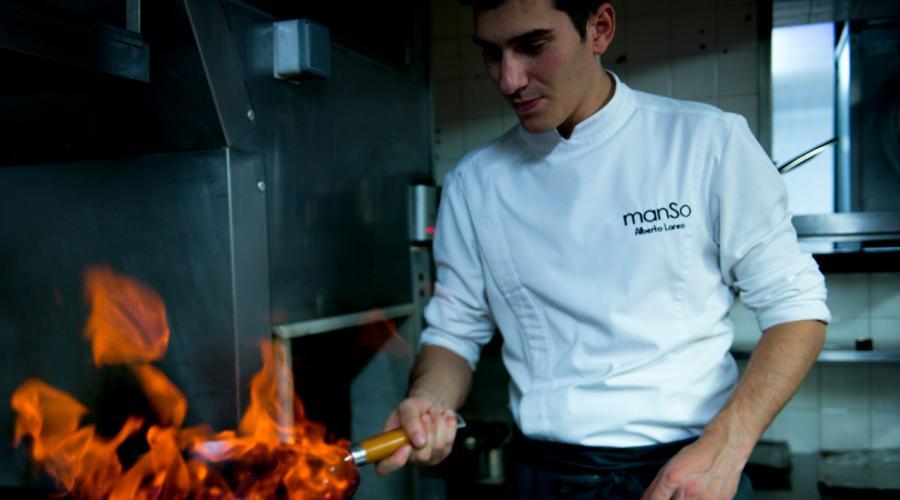 Actualidad Actualidad Cocina de autor en Santiago de Compostela: Manso