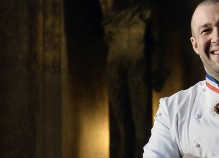 Chef Chef El jefe del Elíseo, Guillaume Gomez, galardonado con el mejor libro de cocina francés del mundo