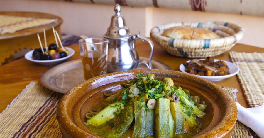 Actualidad Actualidad El sabor de Marrakech en seis restaurantes