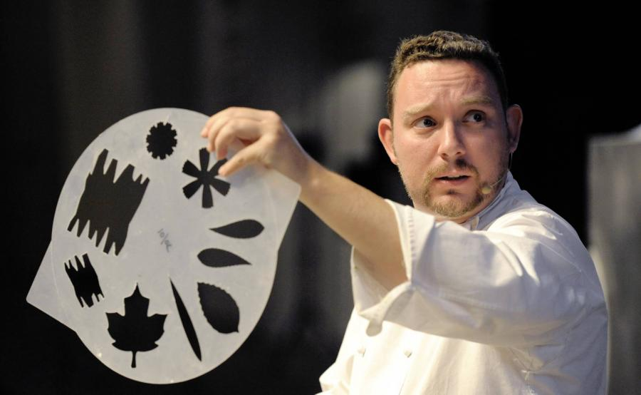 Chef Chef Albert Adrià, de elBarri (Barcelona), Premio Nacional al Mejor Jefe de Cocina