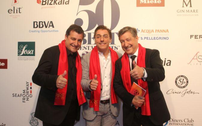 Actualidad Actualidad Los 13 restaurantes españoles en el 'top 100' mundial